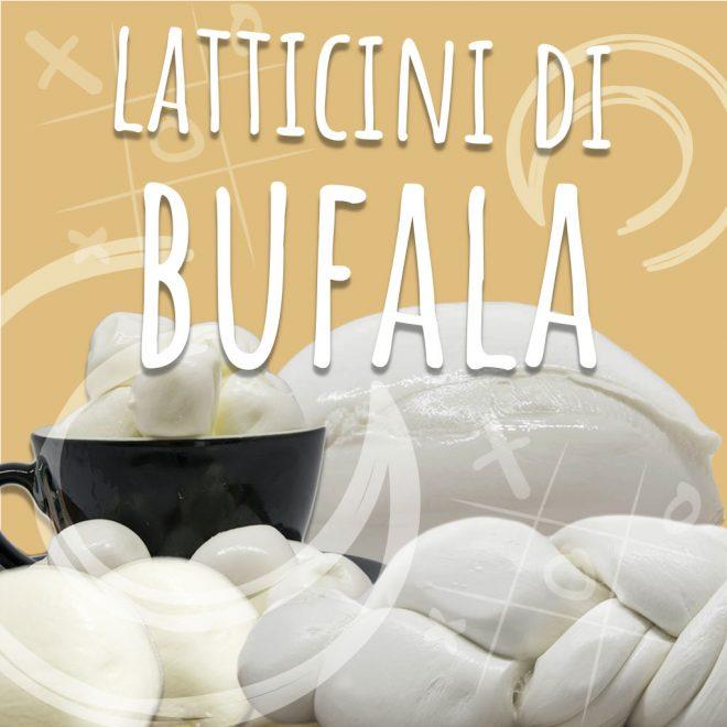 Latticini di Bufala
